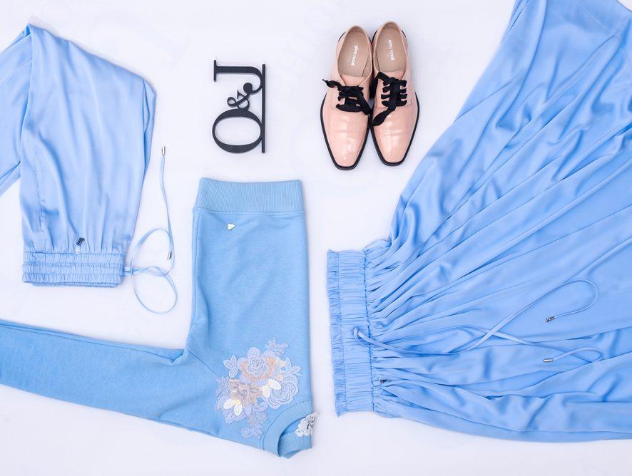 Шелковые юбки - тренд сезона
