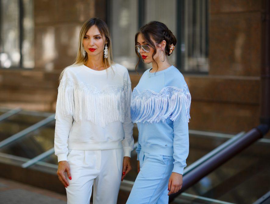 Бахрома – модный тренд осенне-зимнего сезона