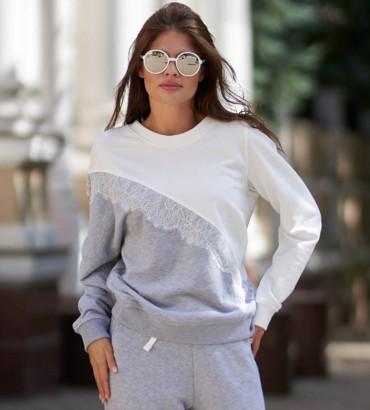 Женская одежда свитшот Кети