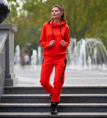Одежда спортивный костюм оранжевого цвета Тату