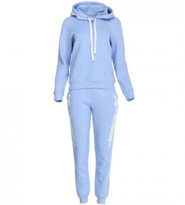 Одежда спортивный костюм голубого цвета Тату