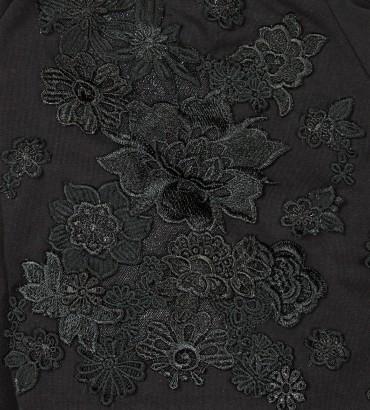 Одежда женский костюм черный Дейзи 2