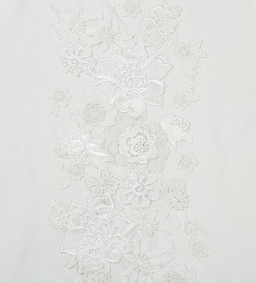 Одежда белая футболка Кира 2