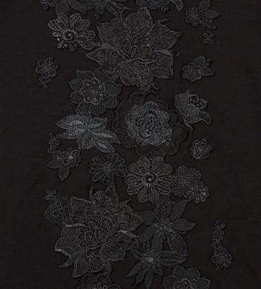 Одежда футболка черная Кира black 2