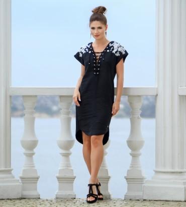 Одежда платье миди Адажио