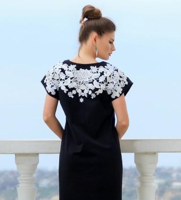 Одежда платье миди Адажио 2