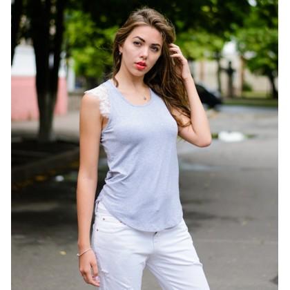 0c05e7d8cf297 Buy Not an angel - TANK TOP casual in O J FASHION webstore