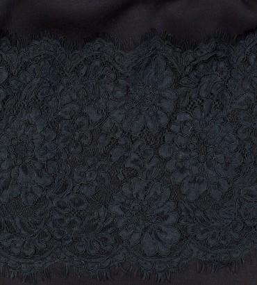 Одежда кружевная юбка черная Натали 2