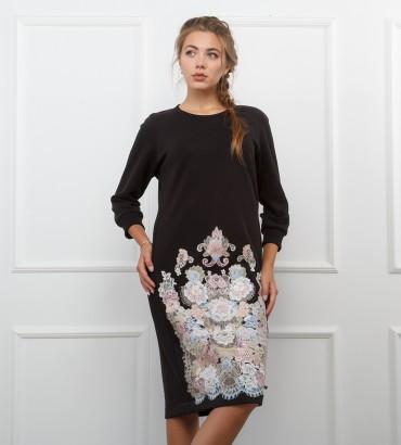 Одежда платье длинное Шахерезада