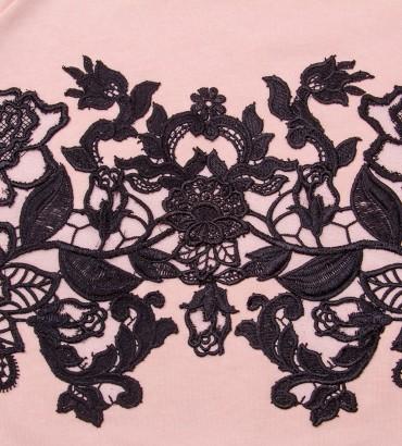 Одежда спортивный костюм розовый Алегрия 2