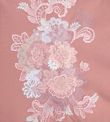 Одежда спортивный костюм розовый Афины 2