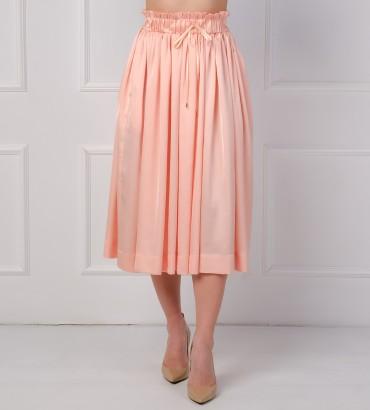 Одежда летняя юбка Шёлк