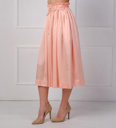 Одежда летняя юбка Шёлк 2
