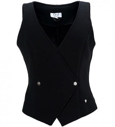 Одежда жилет черный Вивьен