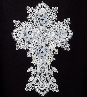 Одежда платье с кружевом Орден розы 2