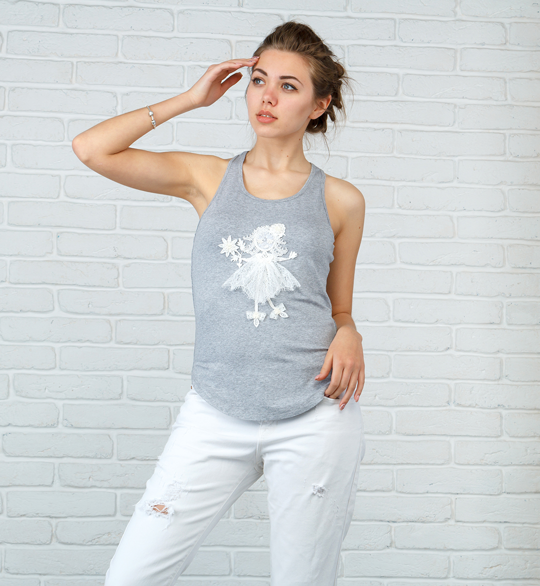 a78193629df31 Buy Lily - TANK TOP casual in O J FASHION webstore